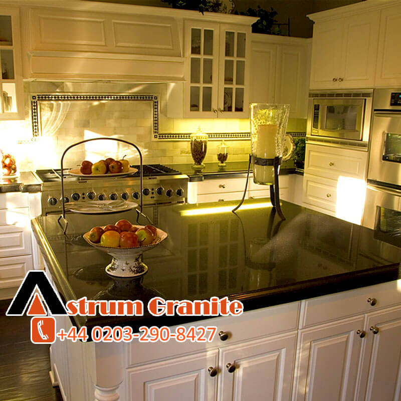 Agatha-Black-Granite-on-Astrum-Granite