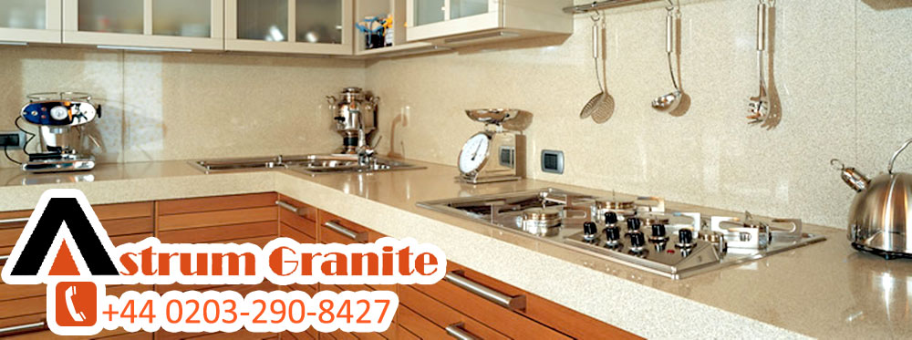 Quartz Kitchen Worktops