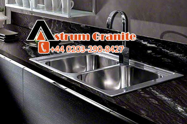 blue granite worktops best design for kitchen astrum. Black Bedroom Furniture Sets. Home Design Ideas